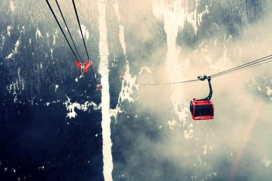 peak 2 peak whistler gondola