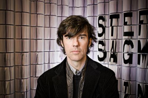 Stefan Sagmeister | Photo courtesy of Sagmeister & Walsh