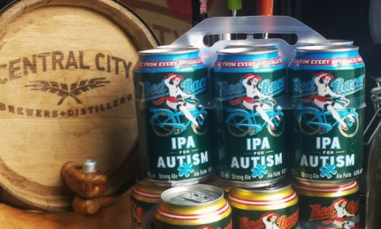 Central City's IPA for Autism. Photo courtesy Central City.