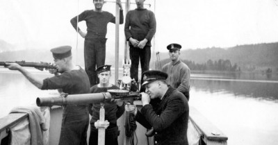 Western Waters: The Royal Canadian Navy On Our Coast