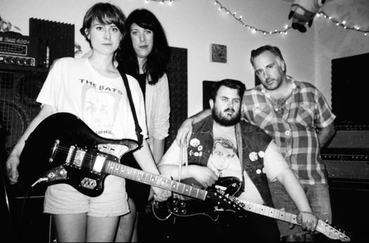 Tough Age Vancouver band