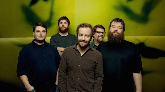 Trampled by Turtles | Photo sourced from thefestival.bc.ca