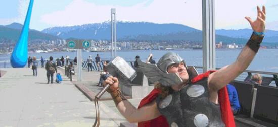 Fan Expo Vancouver (April 3 - 5)