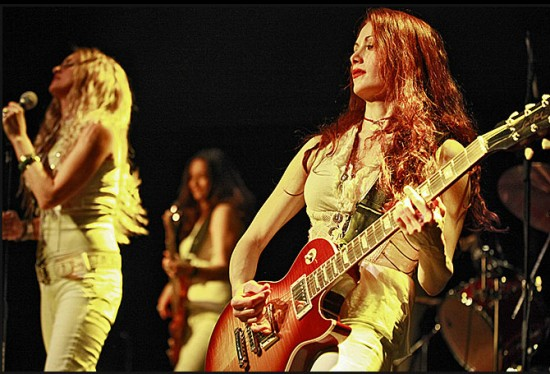 Zepparella - An all-female Led Zeppelin cover band