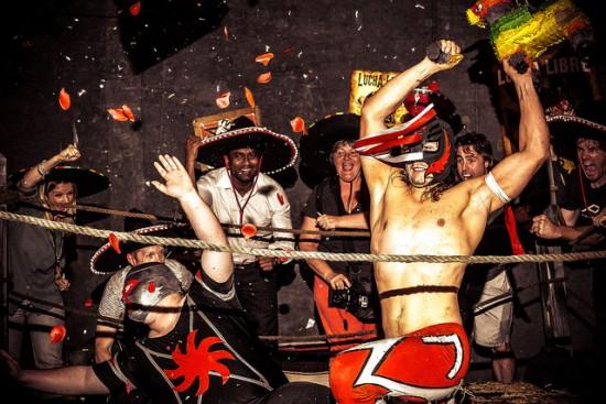 Lucha Libre Wrestling Vancouver