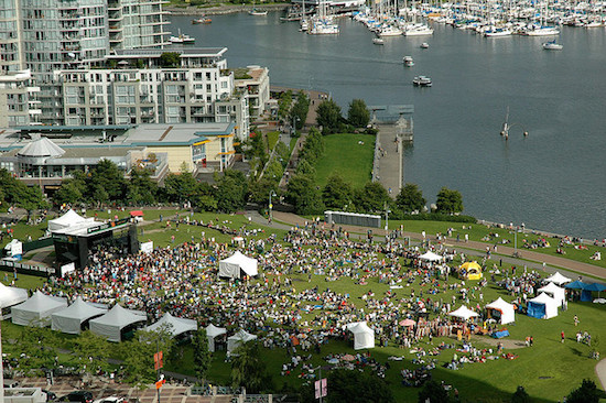 Hundreds Of Free Concerts Announced For The 2015 Td Vancouver International Jazz Fest Inside