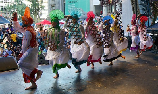 City of Bhangra Festival Photo: Joe Carlson
