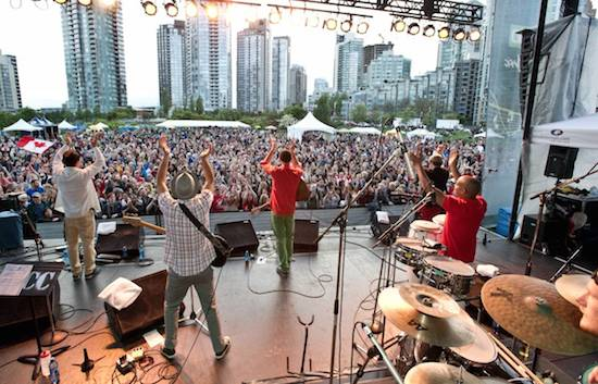 Photo credit: TD Vancouver International Jazz Festival