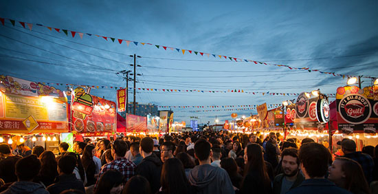 Photo: Official Richmond Night Market