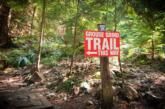 grouse grind vancouver 2018