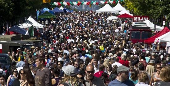 Italian Day Vancouver 2015