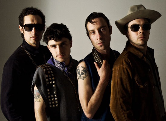 Levitation Music Festival: The Black Lips