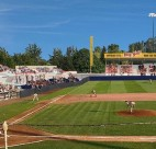 Artist rendering on stadium renovations, sourced from milb.com