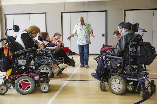 Realwheels Super Voices cast and Jeffrey Renn.