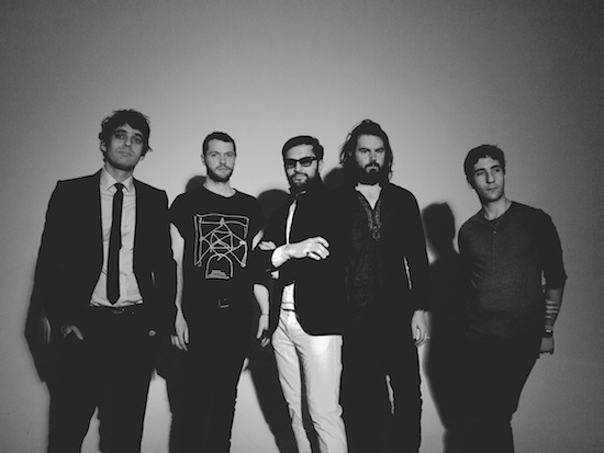 Suuns and Jerusalem in My Heart play this year's Vancouver International Jazz Festival.