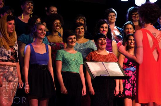 Femme City Choir