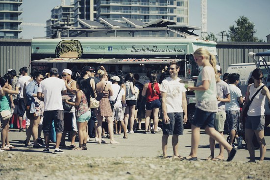 Food Truck Festival Vancouver