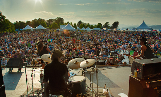 Photo courtesy Vancouver Folk Music Festival