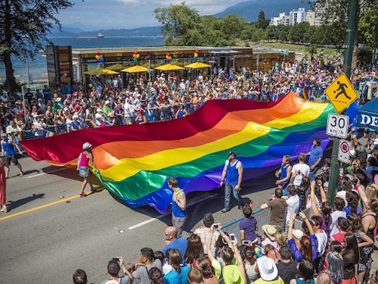 Vancouver-Pride-Parade