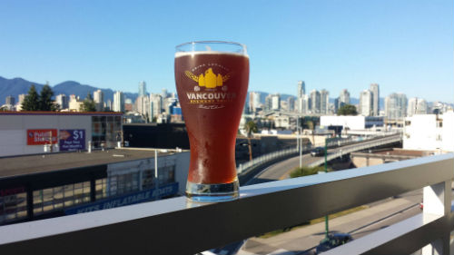 Photo sourced from Vancouver Brewery Tours on Facebook
