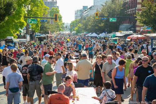 Columbia StrEAT Food Truck Fest | Techno Monkey Media Inc photo