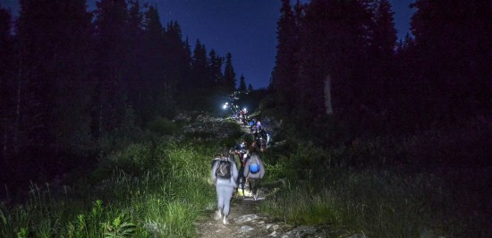 night hiking vancouver