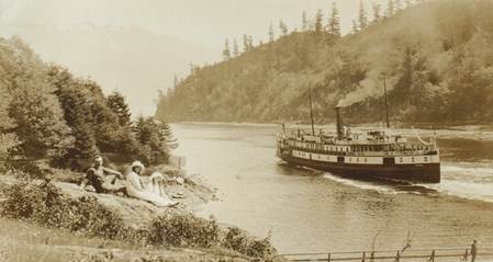 Souvenirs of Howe Sound