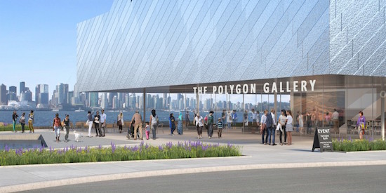 Artist's Conception of Polygon Gallery