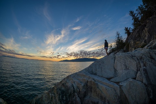 where to watch sunset vancouver