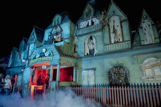 Who Designed The Facade Of Florida S Haunted Mansion