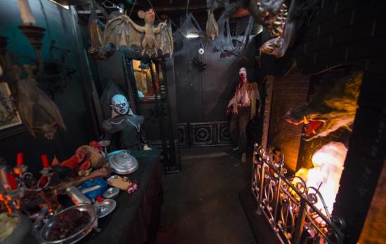Potter's House of Horrors