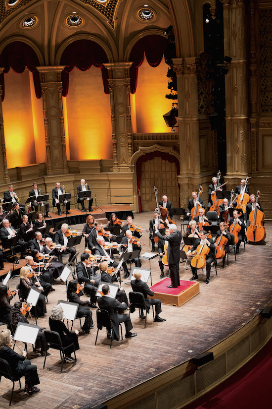 Images courtesy of Vancouver Symphony Orchestra