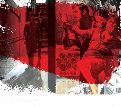Frankenstein 1945 Photo: Frankenstein 1945 Facebook page