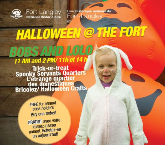 Halloween Hoot at the Fort