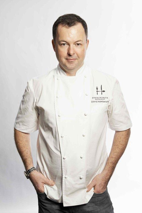 Chef David Hawksworth -- Image courtesy of VCC