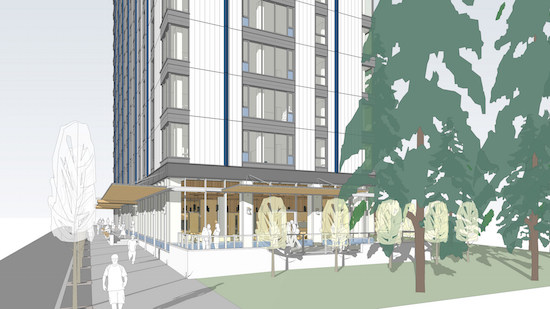 Image sourced from UBC Public Affairs, from Acton Ostry Architects
