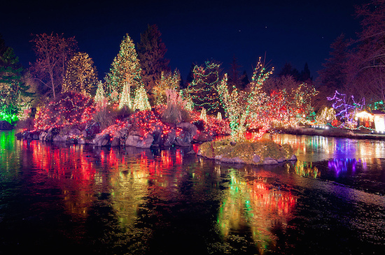Top Holiday Light Displays in Vancouver, 2015 Edition - Inside ...