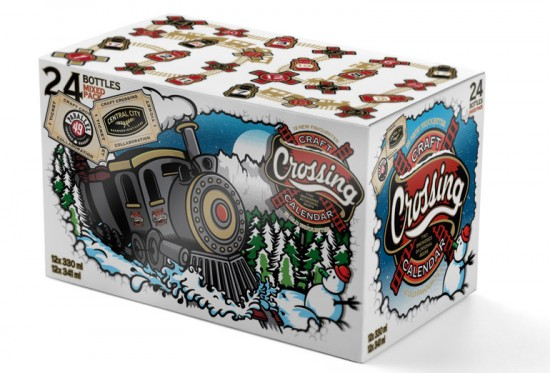beer advent calendar vancouver