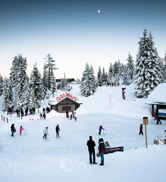 Photo sourced from grousemountain.com