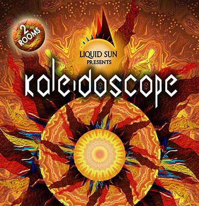 kaleidoscope poser