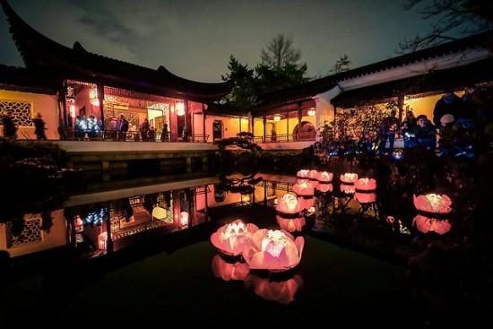 lantern festival vancouver 2015