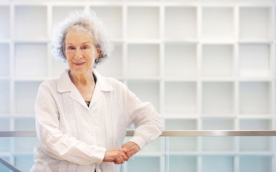 vt Author Margaret Atwood04