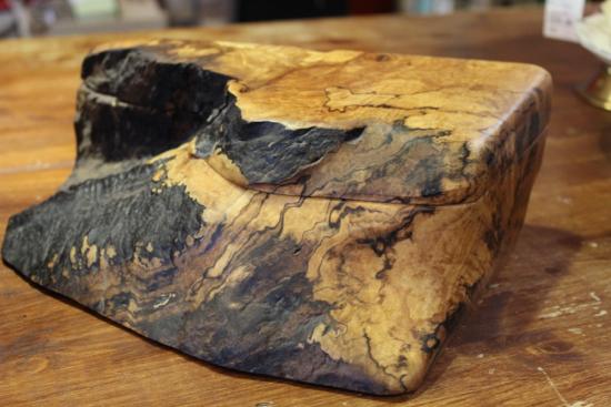 Robert Andrews Wooden Boxes