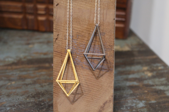 Lana Betty Prism Necklaces