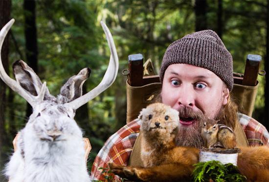 Comedian Graham Clark and friends roast Christmas movies at Hot Art Wet City Dec. 19.