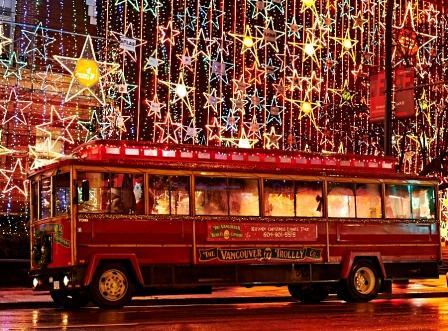Karaoke Christmas Lights Tours