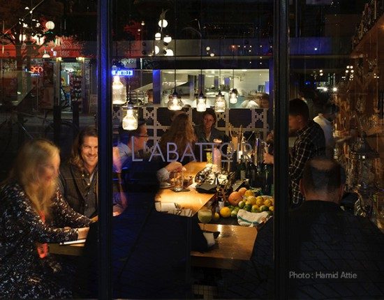 Intimate French Dining at L'Abattoir