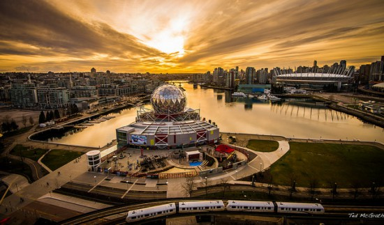 instagram vancouver science world