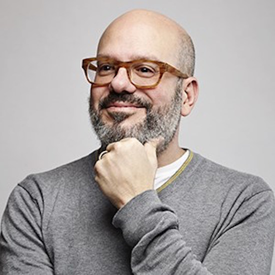 David Cross, By Daniel Bergeron