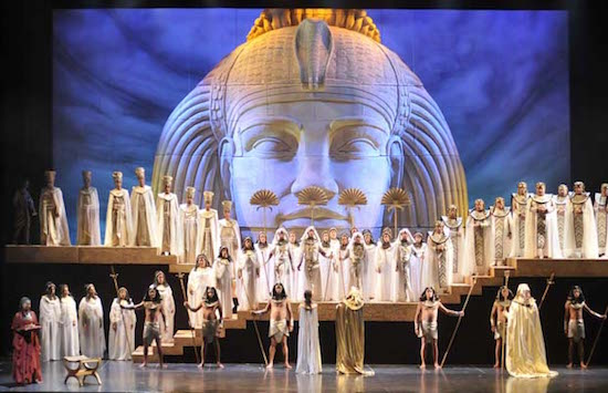 A Vancouver Opera production of Verdi's Aida from 2012